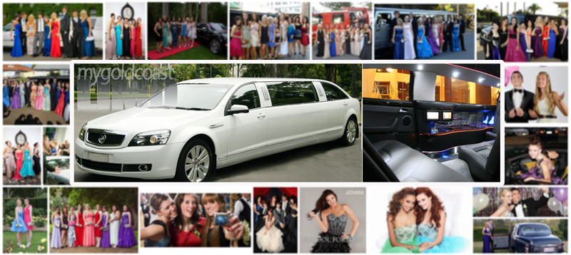 Gold Coast School Formals Collage